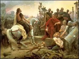 En -52, la défaite de Vercingétorix à Alésia contre Jules César entraîna...