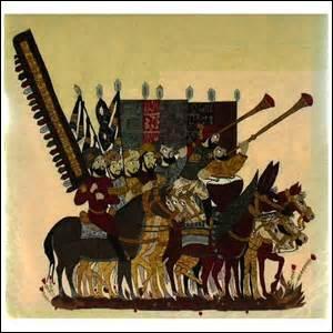 L'Hégire, la fuite du prophète Mahomet de la Mecque à Médine, marqua aussi le début du calendrier musulman. Quand cela s'est-il produit ?