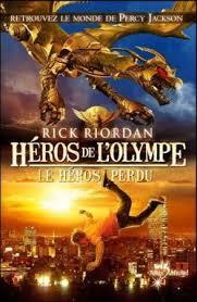 Les héros de l'Olympe Le héros perdu