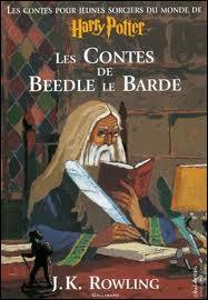 De quel siècle Beedle le Barde est-il un sorcier ?