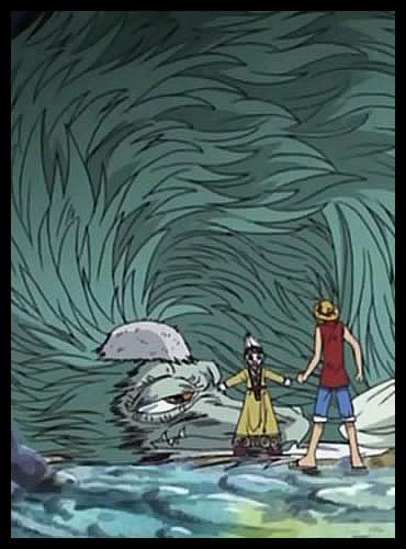 Épisode 56 - Comment s'appelle le dragon qui s'est lié d'amitié avec la fillette ?