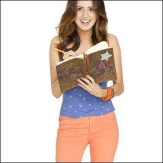 Qu'y a-t-il dans le carnet d'Ally ?