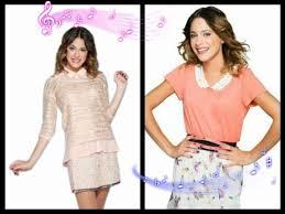 [QCM] Commençons avec des personnages de la série «Violetta». Qui est-elle ?