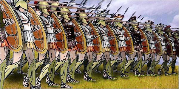 Ce mot, synonyme de  rigide , désignait l'habitant d'une cité-Etat de la Grèce antique. Lequel est-ce ?