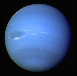 Quelle magnifique couleur... Mais, de quelle planète s'agit-il ?