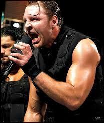 Dans laquelle des fédérations de catch suivantes, Dean Ambrose a-t-il lutté bien avant de rejoindre la WWE ?
