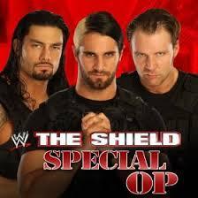 WWE : The Shield