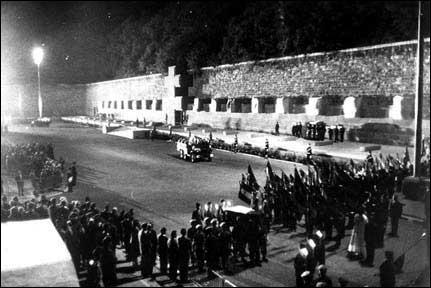Pourquoi le Mémorial de la France combattante a t-il été bâti à la forteresse du Mont-Valérien, dans les Hauts-de-Seine ?