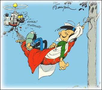 Quel est ce personnage créé par Franquin ?