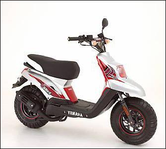 Quel est le modèle de ce scooter Yamaha?