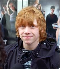 Quel acteur interprète le rôle de Ronald Weasley ?