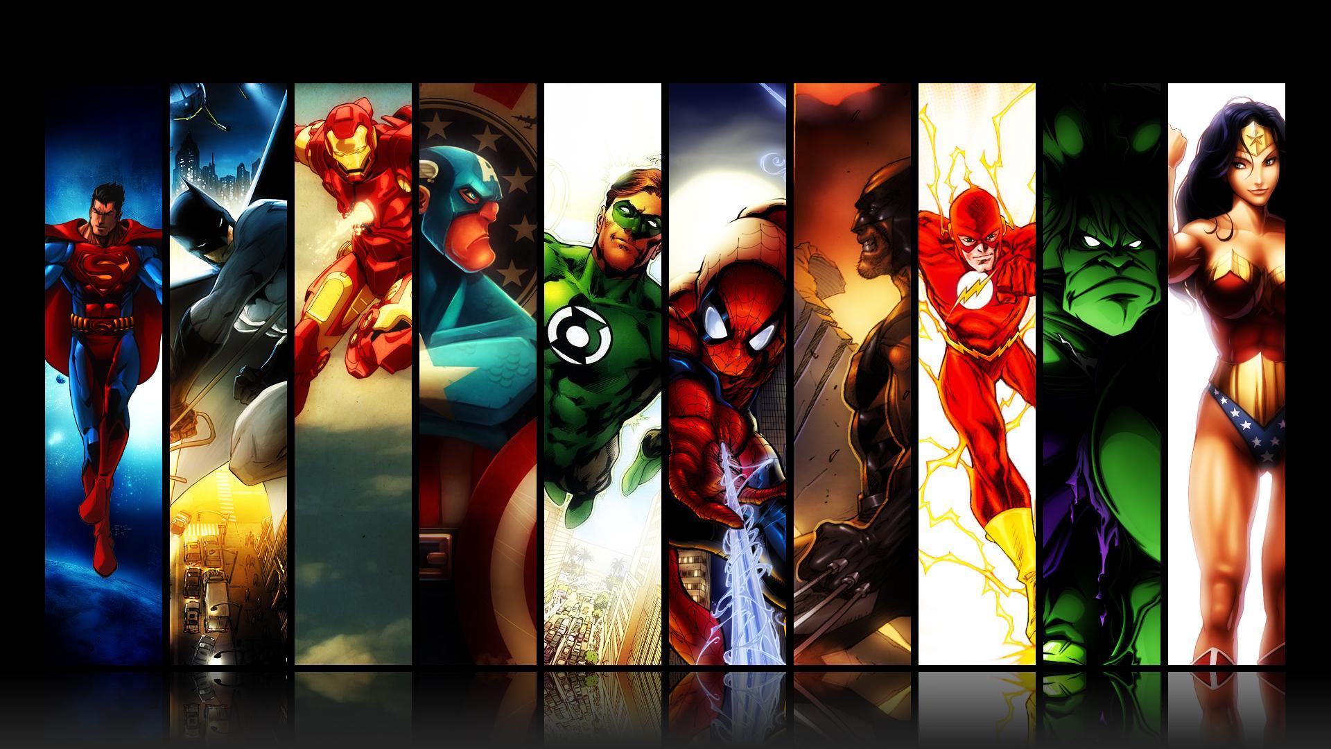 Super-héros quiz