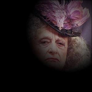 Une des femmes les plus vieilles de l'univers Harry Potter ! Il s'agit de...