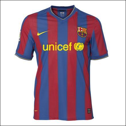 Quel club espagnol joue avec ce maillot ?
