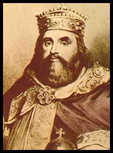 Le roi de France Charles le Gros prit une décision envers les Normands qui altéra profondément son pouvoir royal, ce qui contribua même à lui coûter sa couronne quelques années plus tard. Qu'a-t-il fait ?