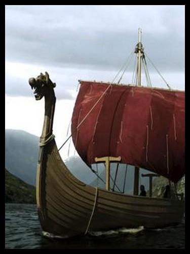 De quelle région les Vikings sont-ils originaires ?