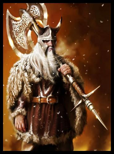 Trois peuples principaux composent essentiellement le peuple Viking. Lesquels ?