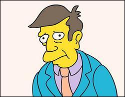 Qui est le principal de l'école de Bart et Lisa ?