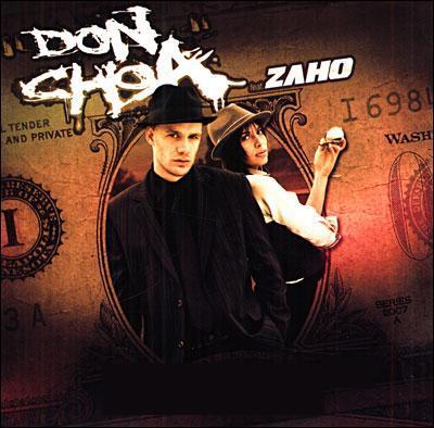 Quel est le titre de la chanson en featuring avec Don Choa sur l'album de ce dernier ?