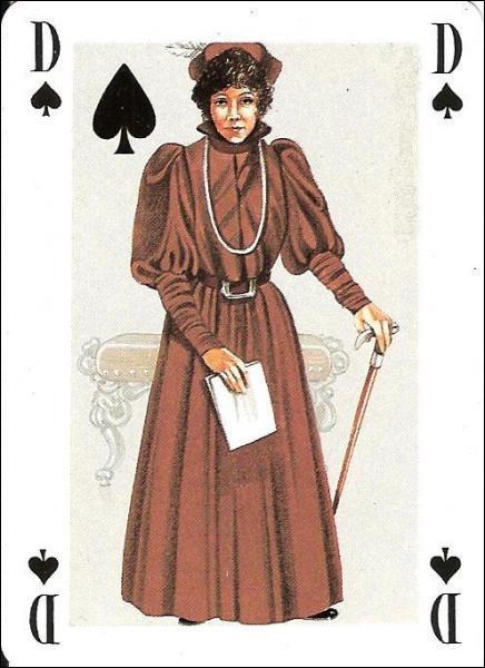 Honneur aux dames, Henriette Rosine était son vrai prénom. Qui est-ce ?
