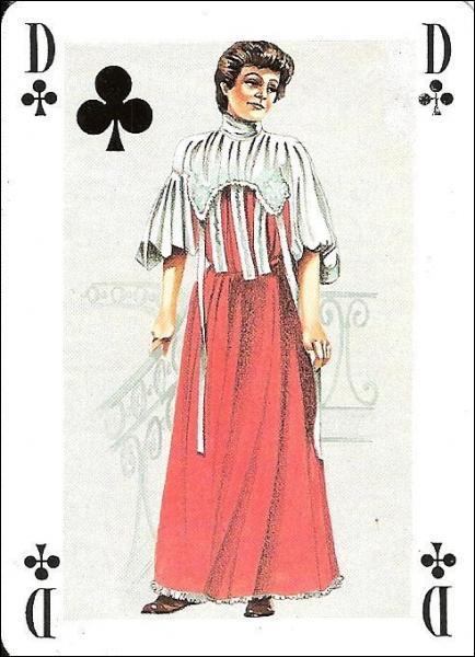 Gabrielle-Charlotte était son vrai prénom. La reconnaissez-vous ?