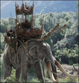 Quelle est cette créature également appelée oliphant ?