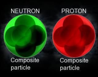 Les premiers protons et neutrons furent formés après...