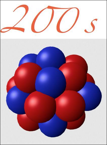 Quel(s) fut(furent) le(s) premier(s) élément(s) chimique(s) présent(s) dans le jeune Univers, 200 secondes après sa naissance ?