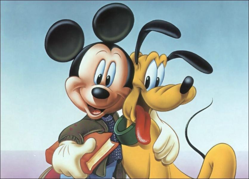 Comment s'appelle ce personnage, fidèle ami de Mickey?