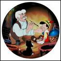 Comment s'appelle cet homme qui 'construit' Pinochio