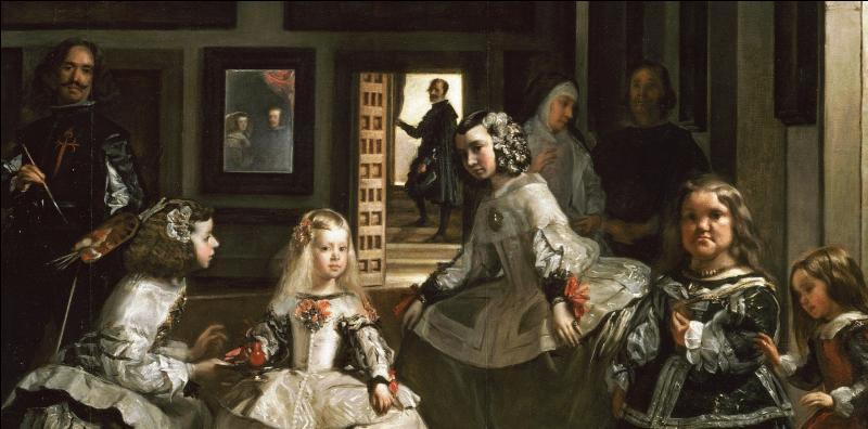 Peintre du Siècle d'or espagnol, il eut une grande influence à la cour du roi Philippe IV. Il est l'auteur d'une profusion de portraits de la famille royale. Je vous propose d'admirer ce célébrissime tableau : Les Ménines (1656).