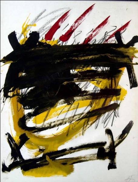 Décédé en 2012, à Barcelone, il est considéré comme l'un des plus grands peintres de la seconde moitié du XXe siècle. Il a utilisé la technique du collage, de l'empattement, du grattage et de la déchirure. Lorsqu'il a créé sa fondation, il a dit :  Si je ne peux pas changer le monde, je désire au moins changer la manière dont les gens le regardent .