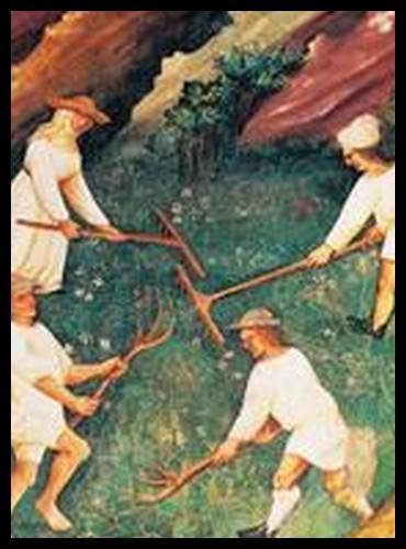 Quel est son rôle dans la société médiévale ?