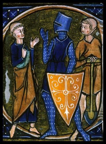 Au Moyen Âge, la société est divisée en :