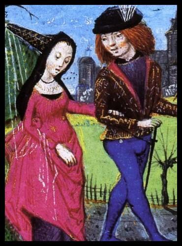 Pour commencer, intéressons-nous à la première de ces classes, les nobles. Au sens social, donnez la définition du  noble  au Moyen Âge.