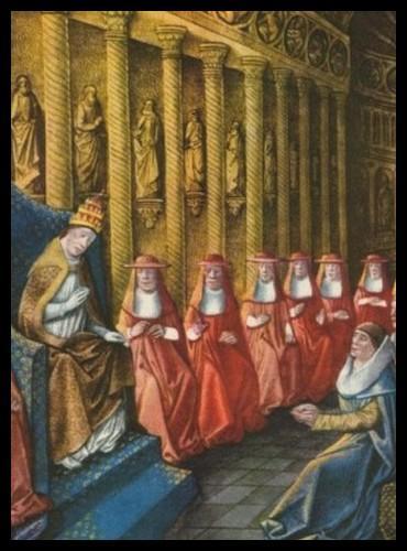 Le mot  clerc  a donc donné naissance à la catégorie sociale des religieux. Quel est son nom ?