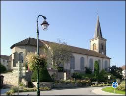 Nous retournons en Lorraine et nous partons à Xertigny, une commune du département ...