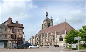 La commune Champardennaise de Villenauxe-la-Grande se situe dans le département ...
