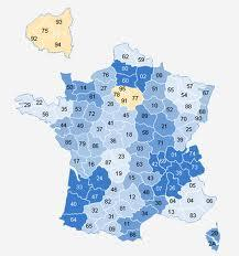 Saurez-vous situer ces communes ? ( 61 )