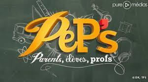 Les personnages de Pep's