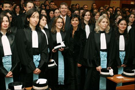 Le ministère de la Justice ne cesse de réduire le nombre de places au concours de l'Ecole nationale de la magistrature. Pourquoi ?