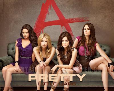 Tous les personnages de Pretty Little Liars