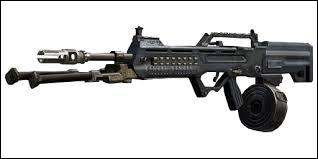Le nom de cette arme apparue dans BO2 ?