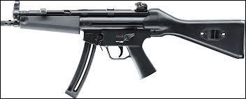 Vous connaissez le nom complet de cette arme très connue ?