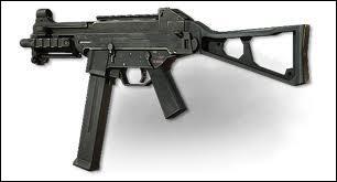 Et le nom de cette arme connue pour etre  cheaté  et la même marque que l'arme précédente ?