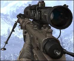 Le nom de ce snipe utilisé pour les trickshots ?