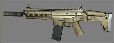 Et cette arme connue ? (version MW3)