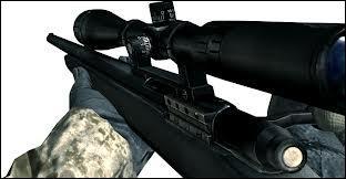 Et ce sniper puissant à verrou ?