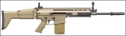 Connaissez-vous le nom complet de cette arme ?