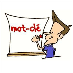 Mot indice : trouvez le mot indice en utilisant les lettres des réponses des questions 14 à 18 (inclus).